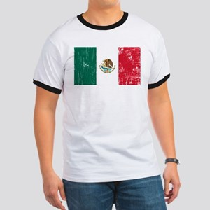 Vintage Mexico Ringer T