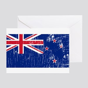 Vintage New Zealand Greeting Cards (Pk of 10)