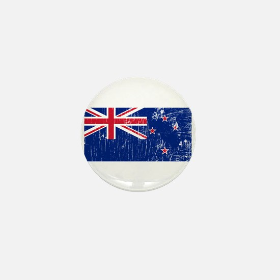 Vintage New Zealand Mini Button