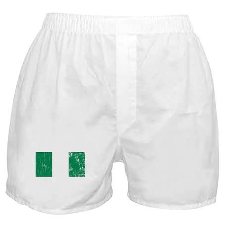 Vintage Nigeria Boxer Shorts