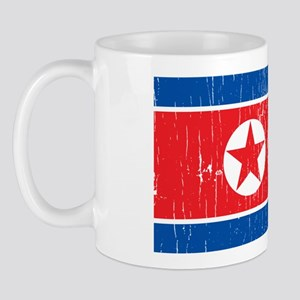 Vintage North Korea Mug