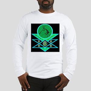 Kokopelli Embracing The Spiri Long Sleeve T-Shirt