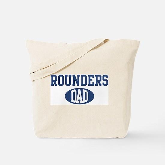 Rounders dad Tote Bag