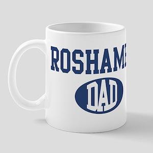 Roshambo dad Mug