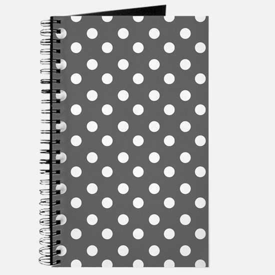 polka dots pattern Journal