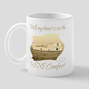 USNS Comfort Mugs