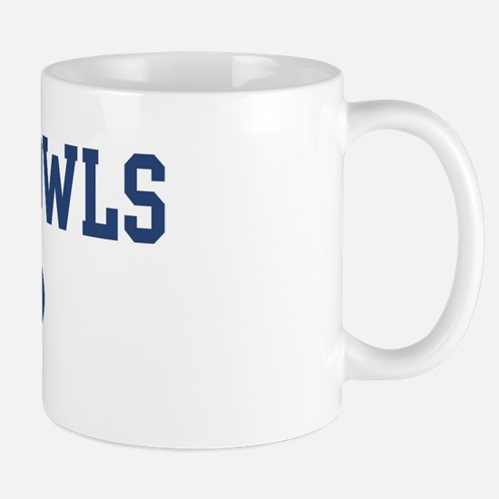 Lawn Bowls dad Mug