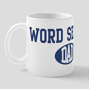 Word Search dad Mug