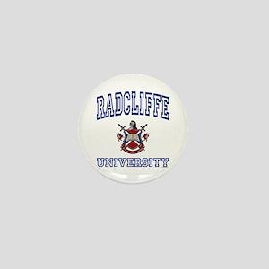 RADCLIFFE University Mini Button