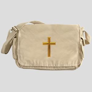 Golden Cross 2 Messenger Bag