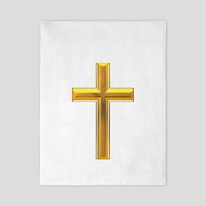 Golden Cross 2 Twin Duvet