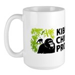 Kibale Chimpanzee Project Coffee Mugs