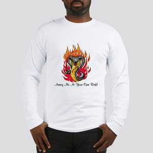 Annoy me Long Sleeve T-Shirt