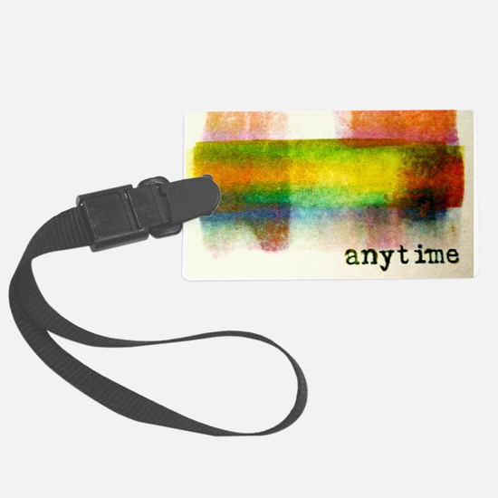 anytime Luggage Tag
