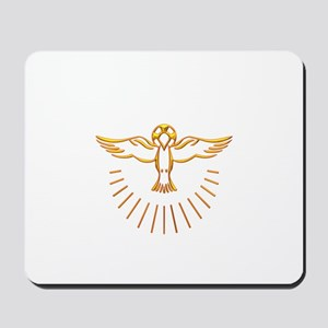 Ascent of The Holy Spirit Mousepad