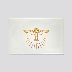 Ascent of The Holy Spirit Rectangle Magnet