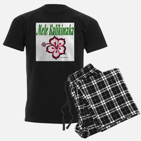 Hawaiian Cmas Pajamas