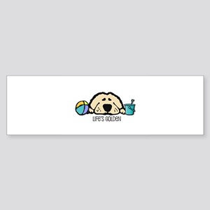 lg summer Bumper Sticker