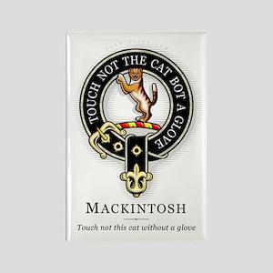 Clan Mackintosh Rectangle Magnet
