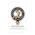 Clan Mackintosh Rectangle Sticker