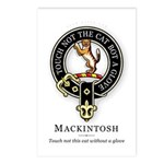Clan Mackintosh Postcards (Package of 8)