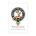 Clan Mackintosh Mini Poster Print