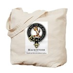 Clan Mackintosh Tote Bag