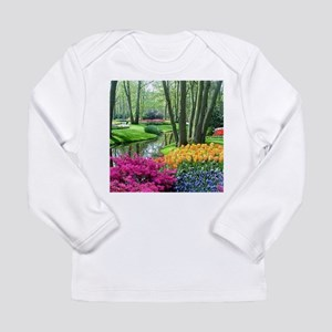 beautiful garden 2 Long Sleeve T-Shirt