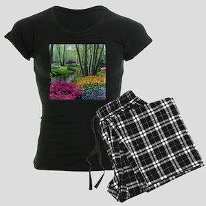 beautiful garden 2 Pajamas