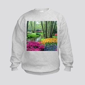 beautiful garden 2 Sweatshirt