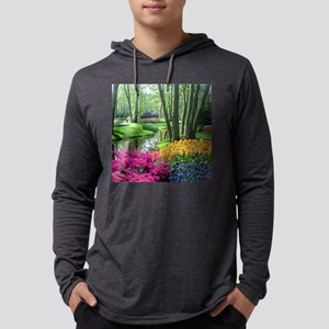 beautiful garden 2 Long Sleeve T-Shirt
