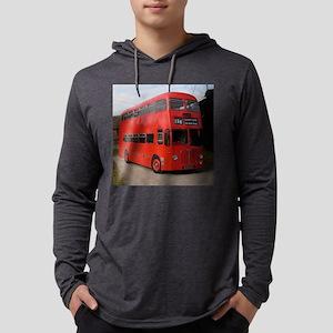 Red double decker bus Long Sleeve T-Shirt