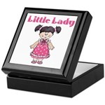 Little Lady Keepsake Box