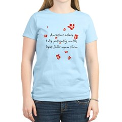 Genealogy Haiku Women's Light T-Shirt