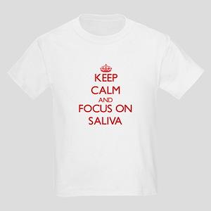 Keep Calm and focus on Saliva T-Shirt