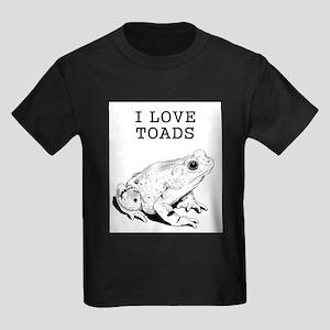 I Love Toads T-Shirt