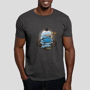 Trick 1 - Black Line -The Super Kook Color T-Shirt