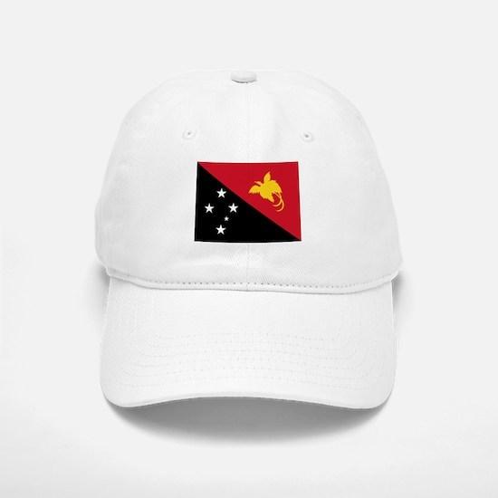 Papua New Guinea Baseball Baseball Cap