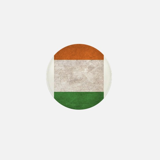 Cute Irish flag Mini Button