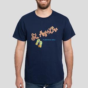 St. Augustine - Dark T-Shirt
