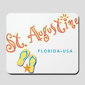 St. Augustine - Mousepad