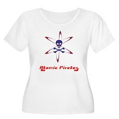 The Atomic Pirate Shop T-Shirt