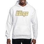 All About Beige Hooded Sweatshirt