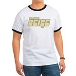 All About Beige Ringer T
