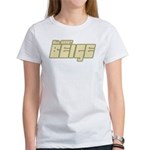 All About Beige Women's T-Shirt