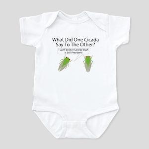Cicada Jokes Infant Bodysuit