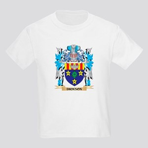 Dickson Coat of Arms - Family Crest T-Shirt
