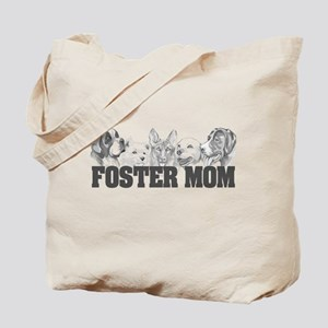 Foster Mom (dogs) Tote Bag