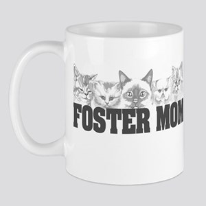 Foster Mom (cats) Mug