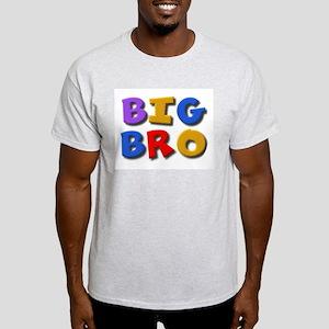 'BIG BRO' for the big brother Ash Grey T-Shirt